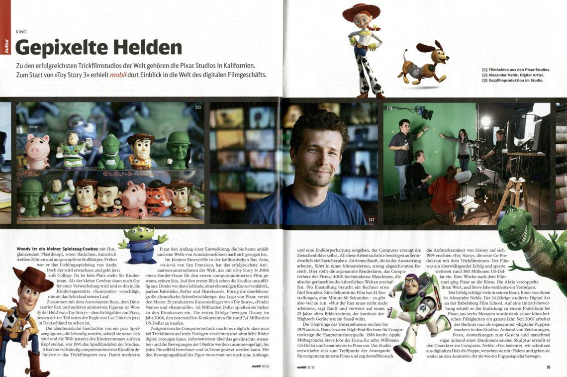 Germany's Mobil Magazine