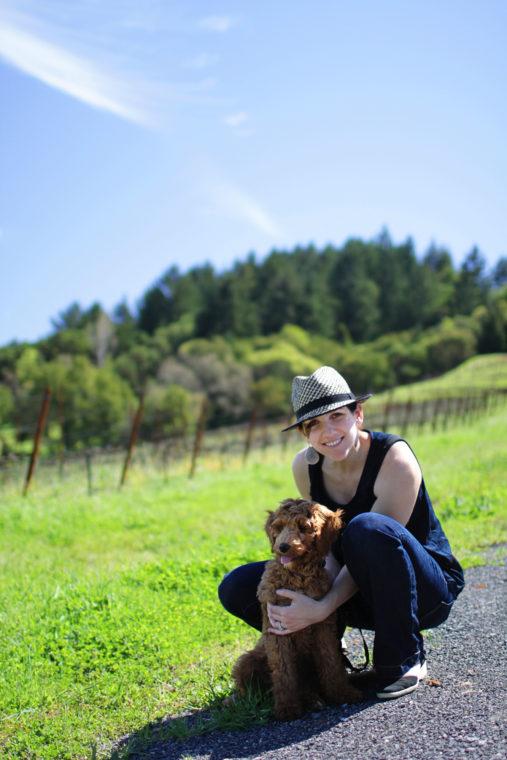 suma-dog-003-bella-winery-healdsburg-california-deborah-coleman-photography-20110403Suma12