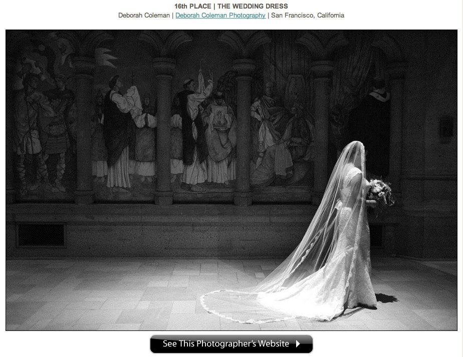 award-winning-ispwp-contest-award-003-san-francisco-wedding-photographer-deborah-coleman-photography-ISPWP_WeddingDress_Award
